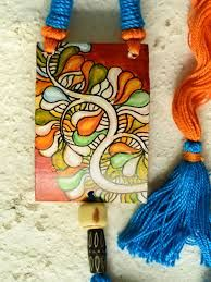 Image result for kerala mural jewellery