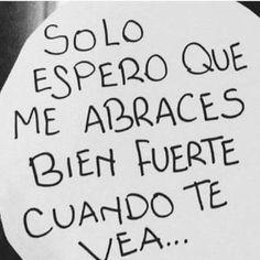 Sad Love Quotes, Love Quotes For Him, True Quotes, Romantic Humor, Romantic Kiss Gif, Funny Spanish Memes, Spanish Quotes, Love Phrases, Love Words