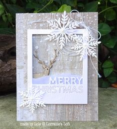 SSS Wednesday Challenge: Simon Says Winter Inspiration | card by Lols