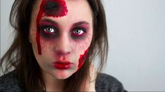 the walking dead zombies makeup - Google Search