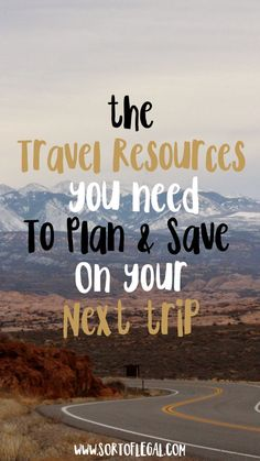 Best Travel Resources to Plan and Save On Your Next Trip - Sort of Legal Backpacking Checklist, Explore Dream Discover, G Adventures, Travel Plan, Stay The Night, Guide Book, Lonely Planet, Trip Planning, Trip Advisor