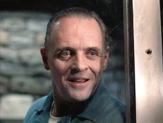 Hannibal Lecter- Anthony Hopkins