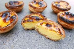 The Best Places to Try Pastéis de Nata in the Algarve, Portugal Belem Portugal, Portuguese Egg Tart, Custard Tart, Creme Egg, Great Restaurants, Bagel, The Best, Sweet Treats, Yummy Food