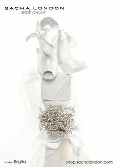 #wedding #bridal style Brigita in shop.sachalondon.com