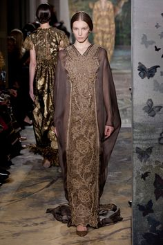 Valentino at Couture Spring 2014 - StyleBistro