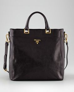 Large Double-Handle Tote