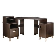 chocolate corner desk colored corner desk armoire