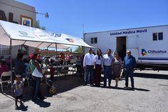 El pasado viernes llegaron a la cabecera municipal las Jornadas Comunitarias de Salud que el gobierno del estado implementa a través de la Secretaria...