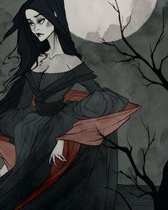 Lady Night | Abigail Larson | via Facebook
