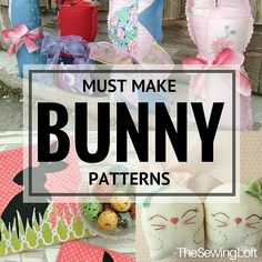 Oh my goodness these bunny patterns are so cute i need to find this pin and more on holidays easter negle Images