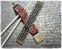 Creazione gioielli: forgiatura rame, perline rulla, lentil, orecchini wi...