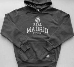 Hala Madrid.. LOVE this sweatshirt