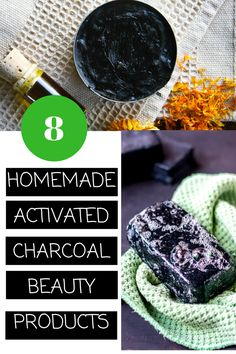 Activated charcoal is now used In cosmetics it is added to cleansers, soaps, face masks, toothpastes and even juices. Here are 8 homemade beauty products.