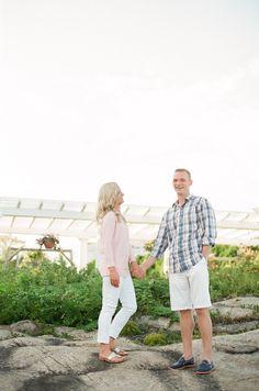 Gloucester Engagement / Ryan & Annie / Ruth Eileen Photography