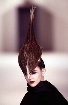 1996 Philip Treacy, Winter Springs, Close Up, Fashion Models, Ready To Wear, Summer Outfits, Fall Winter, Spring Summer, Couture