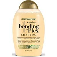 OGX Restoring Bonding Plex Shampoo - May 25 2019 at Curly Hair Styles, Natural Hair Styles, Sulfate Free Shampoo, Hair Loss Remedies, Hair Restoration, Hair Health, Hair Type, Short Hair Cuts, Short Hair Hacks