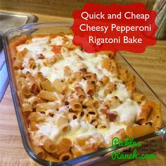 1000+ images about Food - Pasta on Pinterest   Penne, Pasta and Baked ...