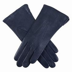 Dents Classic Imipec Leather Ladies Glove - £32.50 www.countryhouseoutdoor.co.uk - Women's classic imitation peccary leather glove with side vent.