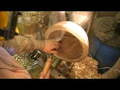 ▶ Roughing bowls part 3 of 3 - YouTube