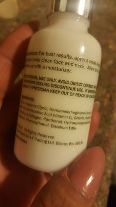 c28992f49edf Here are some of the ingrediants to the Vitamin C serum  VitaminCDarkSpots