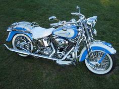 Custom Harley-Davidson Motorcycles   Harley-Davidson Softail Custom : Softail Harley Davidson Motorcycles ...: