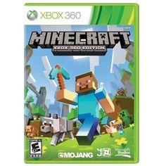 Minecraft - Xbox 360 by Microsoft, http://www.amazon.com/dp/B00BU3ZLJQ/ref=cm_sw_r_pi_dp_Eywuvb0TJJZ4K
