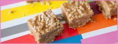 Crispy Peanut Butter Fudge