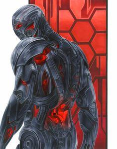 Ultron Marvel, Age Of Ultron, Marvel Vs, Avengers 2015, Avengers Age, Cartoon Maker, Superhero Villains, Marvel Wallpaper, Comic Book Covers