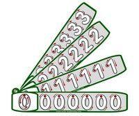 Apprendre à tracer des chiffres