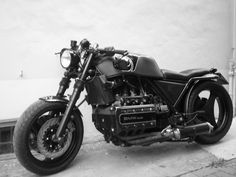 MOTOCICLETTE CHEMICAL GARAGE: bmw k100 bobber
