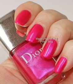 Dior Nail Polish, Swatch, Nail Art, Nails, Pretty, Collaboration, Blog, Colors, Collection
