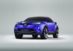 Podczas Salonu Motoryzacyjnego w Paryżu ma miejsce światowa premiera pojazdu koncepcyjnego TOYOTA C-HR, który łączy zwinność i przyjemność z prowadzenia z zupełnie nową stylistyką japońskiego koncernu. Jest to zarazem pierwsza interpretacja cross-overa segmentu C Toyoty, który niebawem zadebiutuje na rynku.