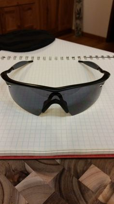 42242612c297a Oakley M Frame Sunglasses Black Matte finish 2 lenses included  fashion   clothing  shoes