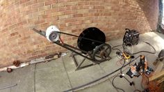 Diy Micro hydro water wheel generator