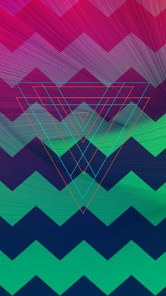 Triangle-Art-Wallpaper-iPhone-Wallpaper