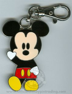 Accessory - Lanyard Medal - Cute Characters - Mickey Mouse