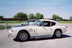 1968 triumph GT-6 (insanely modified with a Ford GT-40 engine)