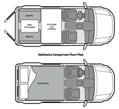 Image result for ford transit connect camper