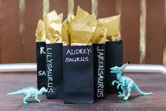 Modern dinosaur 2nd birthday by Jennifer Laura Design   Kristen Curette Photography   100 Layer Cakelet