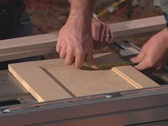 How To Install And Level Cabinet Doors