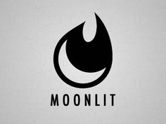 #Logo #Design: #Moon | Logo Design Sample Made By LogoPeople Australia #Logo #Logodesign #Logoaustralia #logos