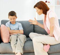 Как правильно реагировать на плохое поведение ребенка
