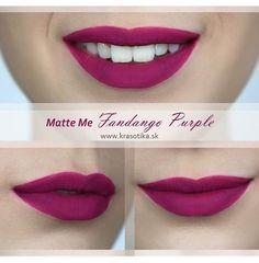 Tekutý matný rúž Matte Me od anglickej značky Sleek MakeUP si získal celý svet krásy <3