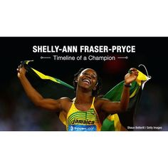 Shelly-Ann Fraser-Pryce 🇯🇲 is trying to make Olympic history. Blink and you'll…