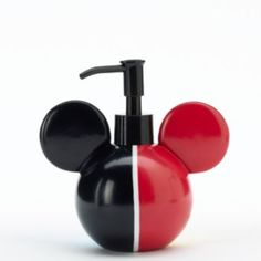 Disney's Mickey Mouse Soap Pump by Jumping Beans®, Multicolor Cocina Mickey Mouse, Mickey Mouse Lamp, Mickey Mouse House, Mickey Mouse Kitchen, Mickey Mouse Images, Minnie Mouse, Mickey Mouse Christmas, Mickey Y Minnie, Disney Christmas