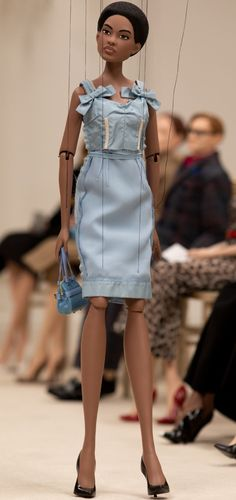 Jeremy Scott's Showed Off His Spring/Summer 2021 Collection on Puppets Fashion History, Fashion News, Fashion Show, The Upside, Vogue India, Jeremy Scott, Inside Out, Overall Shorts, Giorgio Armani