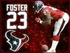 Arian Foster #23