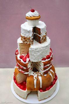 Cake Upon Cake....