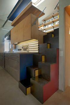 5-Reforma-com-telha-de-zinco-cozinha-escada-quarto