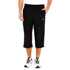 PUMA Men's ESS 3/4 Lounge Shorts